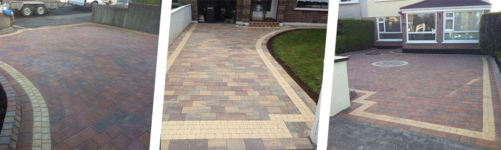 Block Paving Contractors Waterford