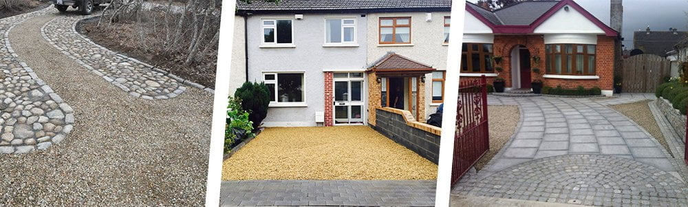 Gravel Driveway Contractors for County Waterford