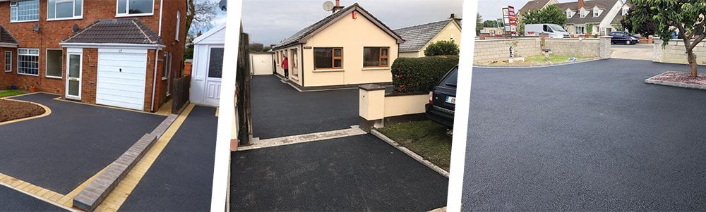 Tarmac Contractors for County Waterford